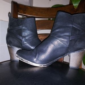 C. Label ankle boots